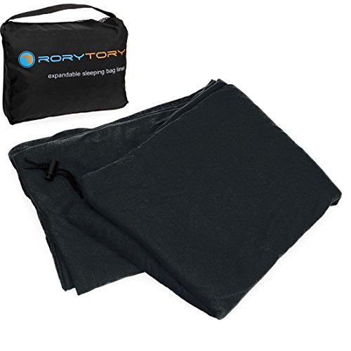 RoryTory-Various-Color-Antimicrobial-Protected-Expandable-Sleeping-Bag-Liner