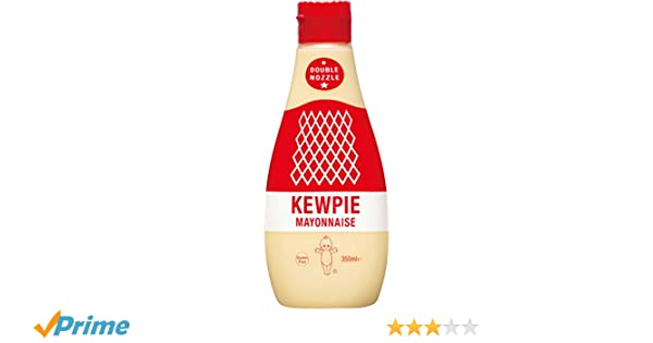Kewpie, Mayonesa - 8 de 350 ml. (Total 2800 ml.): Amazon.es: Alimentación y bebidas