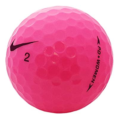 Nike PD Women Pink Mint Recycled Golf Balls (Pack of 36)