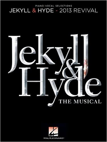alive jekyll and hyde sheet music