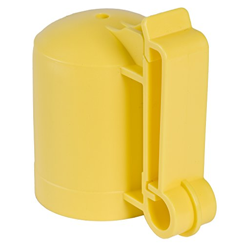 Yellow Post Insulator - 8