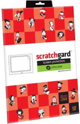 Scratchgard Hp Slate 7 Voice Tablet Ultra Clear Screen Protector Guard Screen guards