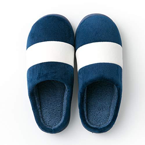 caldo F inverno scarpe al peluche YMFIE coppia cotone donne e uomini casa Pantofole autunno coperto pantofole e di antiscivolo xqqaRFX8wU