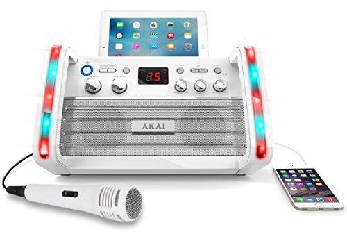 Akai KS213W Portable CDG
