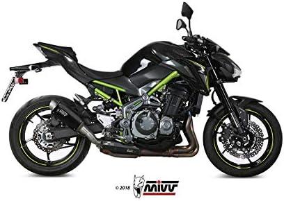Auspuff Z900 2019 2020 Gp Pro MIVV Stahl Schwarz