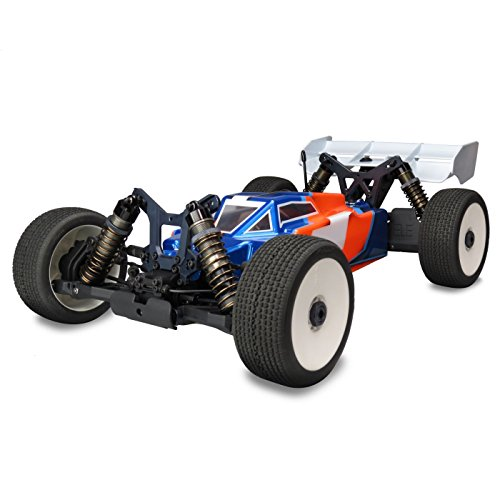 Electric Kit 4wd Buggy (TEKNO RC LLC 1/8 EB48.4 4WD Electric Buggy Kit)