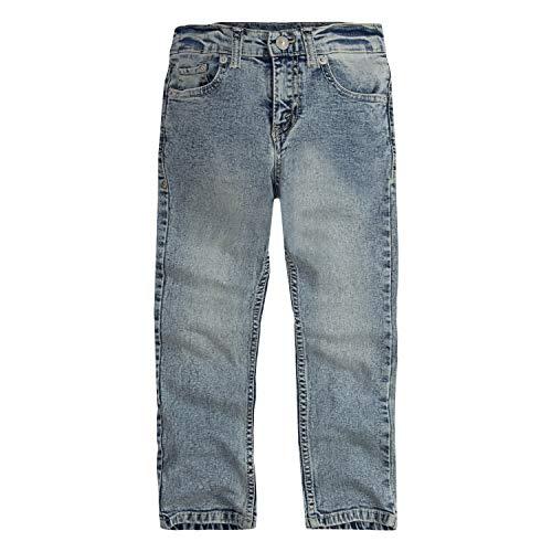 Levi's Boys' Little 510 Skinny Fit Jeans, Half Pipe, 7X ()