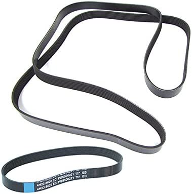 79 Length D/&D PowerDrive 106095X Ayp American Yard Products Kevlar Replacement Belt 0.5 Width