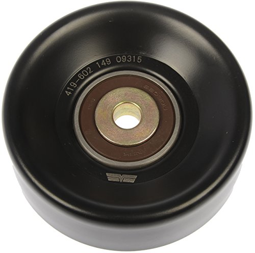 Dorman 419-602 Idler Pulley Chrome Belt Pulley