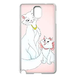 Samsung Galaxy Note 3 Cell Phone Case Covers White AristoCats T4524831