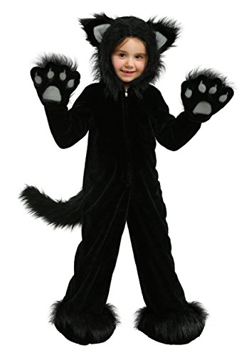 Princess Paradise Child Premium Black Cat Animal Costume X-Small