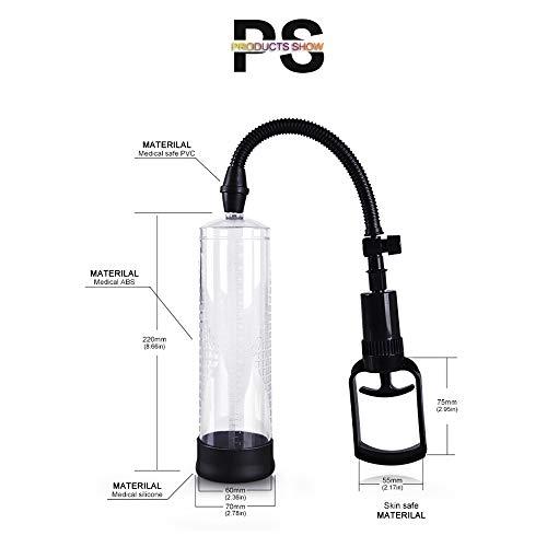 LIVE4COOL Manual Penis Air Pump