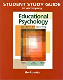 Student Study Guide for Use with Educational Psychology : Windows on Teaching, Crowl, Thomas K. and Berkowitz, Mina, 0697294676