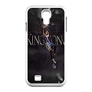 J-LV-F Customized Paul George Pattern Protective Case Cover Skin for Samsung Galaxy S4 I9500