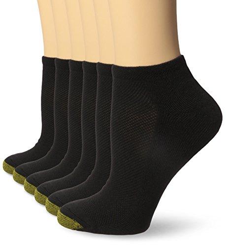 Gold Toe Womens Mesh Sport Liner 6 Pack