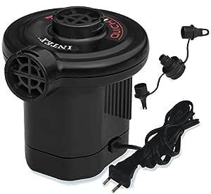 Intex Quick fill - Bomba eléctrica, 220 v (enchufe), 600 l/min ...