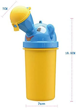for Boys Kasstino Portable Baby Child Potty Urinal Toddler Potty Training for Camping Car Travel