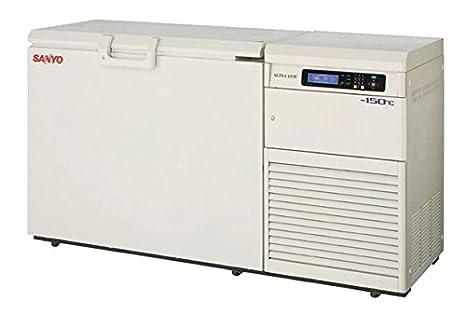 Sanyo 099233 congelador armario, 150 °C, Modelo mdf-c2156van-pe ...