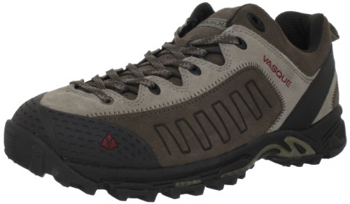(Vasque Men's Juxt Multisport Shoe,Aluminum/Chili Pepper,9.5 M US )