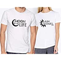 Playeras Elite Moon Of My Life Sun Game Of Thrones Novios Parejas #488