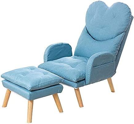 Sillones Moderna del sillón reclinable Sillón con el pie ...