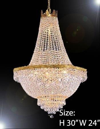Luxury French Country Ceiling Light