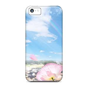 Durable Protector Case Cover With Dream Field Hot Design For Iphone 5c