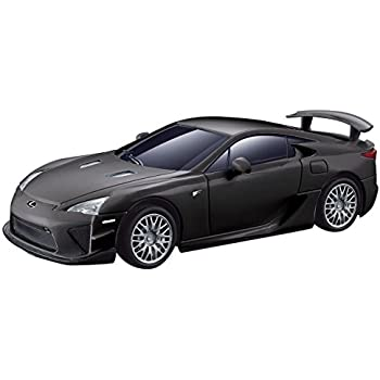 lexus lfa black. braha lexus lfa 124 rc car black lfa