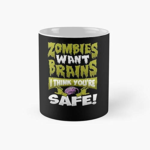 Zombie Halloween Costume 11 Oz Coffee Mug