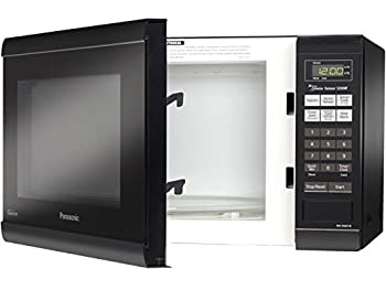 Panasonic Nn-sn651b Countertop Microwave Oven With Inverter Technology, 1.2 Cu. Ft, 1200w, Black 3