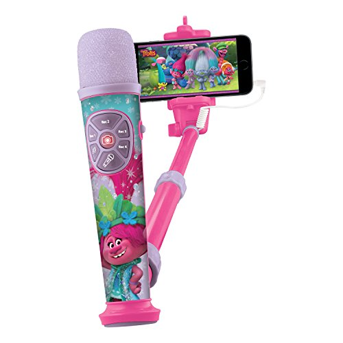 Trolls Selfie Star Video Recording Microphone