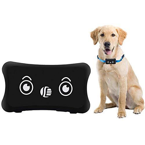 Collar del perseguidor de GPS del animal doméstico Buscador de localizador de gatos en tiempo real monitor de actividad...