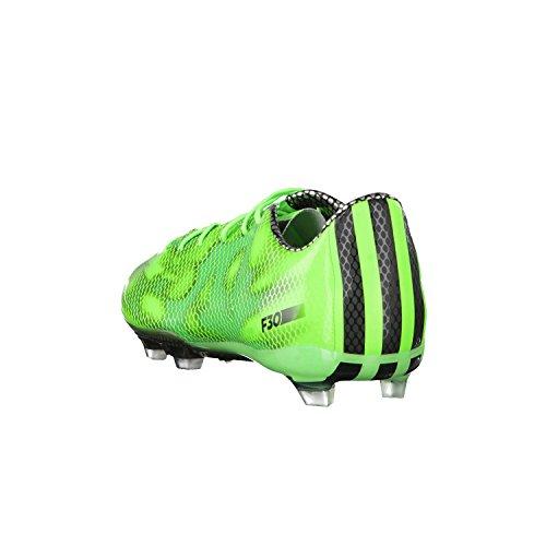 black Hombre Fútbol Para Adidas F30 Fg Botas Sgreen De cblack c H67pfq