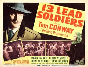 13 Lead Soldiers (1948)