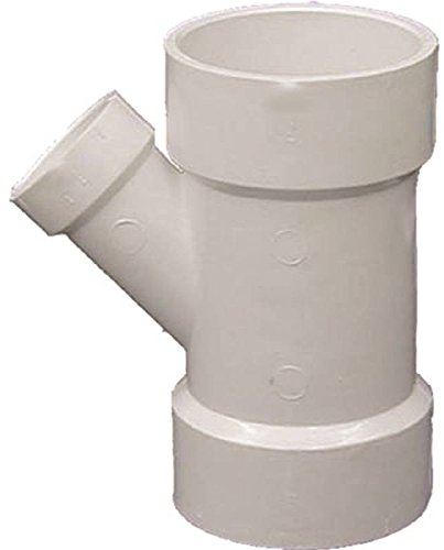 genova products reducing wye pipe fitting