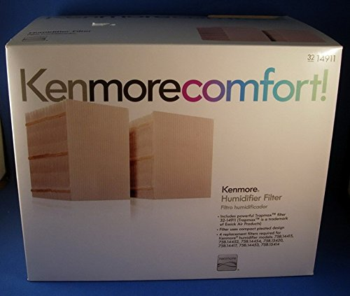 Kenmore Console Humidifier Replacement Filters (4 per pack)