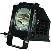 WD-73638 Lamp with Housing for Mitsubishi TV