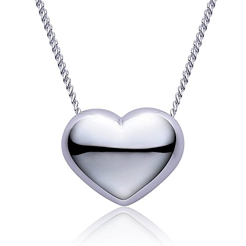 Necklace Sterling Silver Plated Jewelry