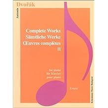 Dvorak: Complete Piano Works II