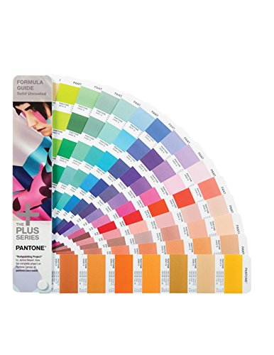 - Uncoated Book Only Plus Series Formula Guide pantone GP1601N