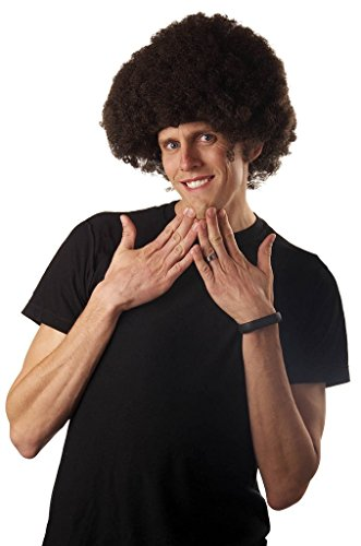 [My Costume Wigs Men's Richard Simmons Wig (Light Brown) One Size fits all] (Richard Simmons Halloween Costume)