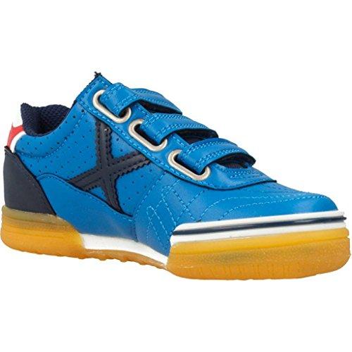 Azul Color Para Marca G Ni�o Munich Zapatillas Modelo qvwT0qFP