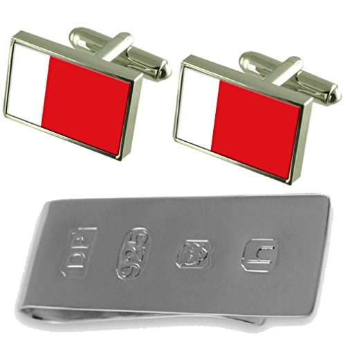 Flag amp; Cufflinks Clip Bond Money Dubai James Flag Dubai FqwvEv