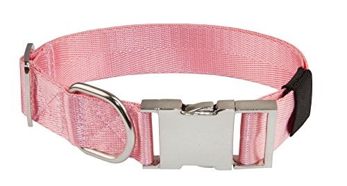 Metal Buckle Durable Dog Collar