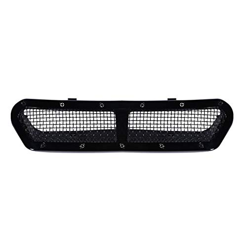Star-Trade-Inc - Motorcycle Motorbike Mesh Fairing Intake Vent Accent For Harley Touring Electra Street Tri Glide Trike 14-19