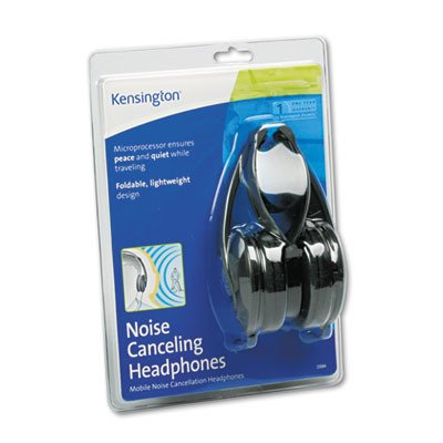 KMW33084 - Kensington Noise Canceling Headphones
