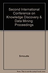 Second International Conference on Knowledge Discovery & Data Mining: Proceedings
