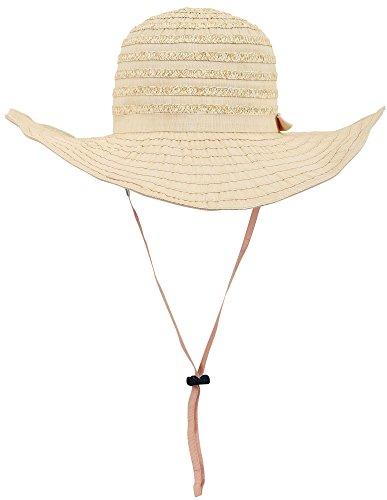 Womens' Wide Brim Floppy Summer Beach Sun Hat