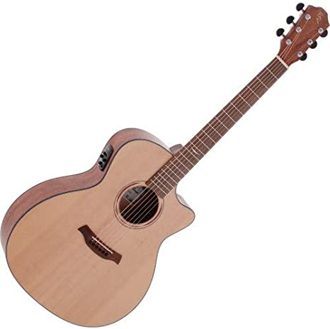 Baton Rouge AR31C/ACE - Guitarra acústica: Amazon.es: Instrumentos ...