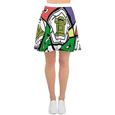 YA HEARD ME OES White Skater Skirt Sistar